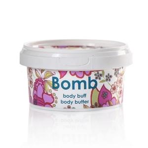 Bomb cosmetics body butter body buff