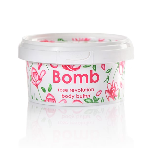 Bomb-cosmetics-body butter-rose-revolution-160ml