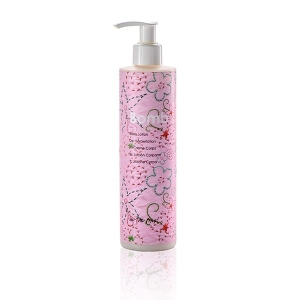 Bomb cosmetics in the pink body lotion