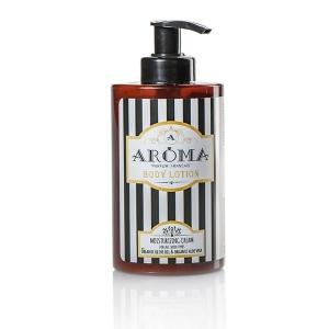 Aroma Body Cream with Shine 300ml