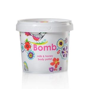 Bomb Cosmetics body polish milk and honey
