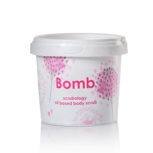Bomb Cosmetics scrub scrupology