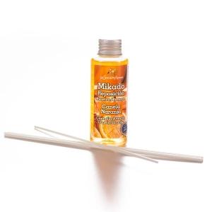 air freshner stick cinnamon orange