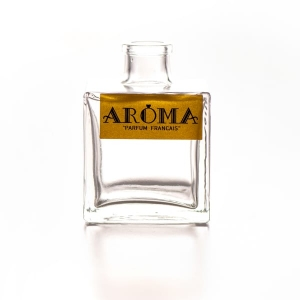glass jar for aromatic oils