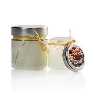 aromatic candle cinnamon