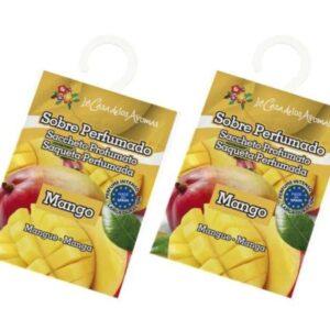 wardrobe freshener with hanger mango
